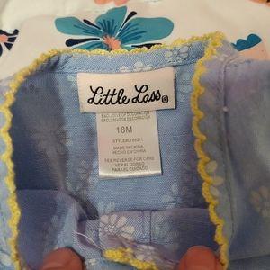 Little Lass Matching Sets - Sunflower outfit